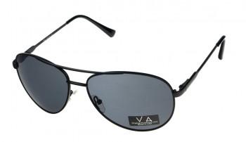okulary przeciwsłoneczne Voka VS1019 czarne