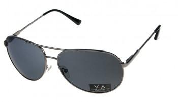 okulary przeciwsłoneczne Voka VS1018 szare