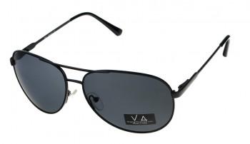 okulary przeciwsłoneczne Voka VS1018 czarne