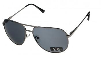 okulary przeciwsłoneczne Voka VS1017 szare