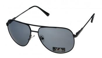 okulary przeciwsłoneczne Voka VS1017 czarne