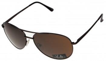 okulary przeciwsłoneczne Voka VS1015 brązowe