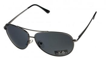 okulary przeciwsłoneczne Voka VS1014 szare