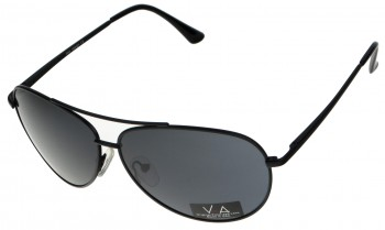 okulary przeciwsłoneczne Voka VS1014 czarne