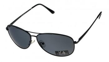 okulary przeciwsłoneczne Voka VS1013 czarne