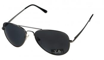 okulary przeciwsłoneczne Voka VS1012 szare