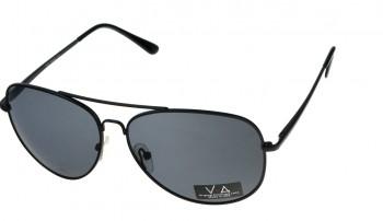 okulary przeciwsłoneczne Voka VS1011 czarne