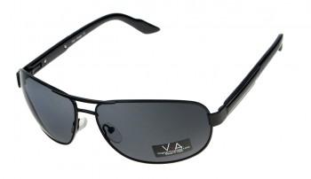 okulary przeciwsłoneczne Voka VS1010 czarne