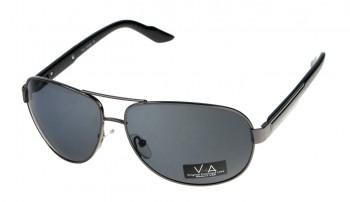 okulary przeciwsłoneczne Voka VS1007 szare