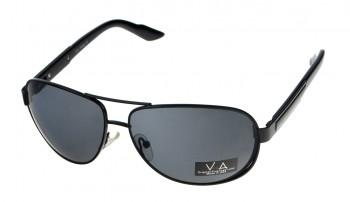 okulary przeciwsłoneczne Voka VS1007 czarne