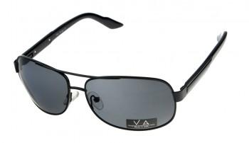 okulary przeciwsłoneczne Voka VS1006 czarne