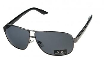 okulary przeciwsłoneczne Voka VS1004 szare