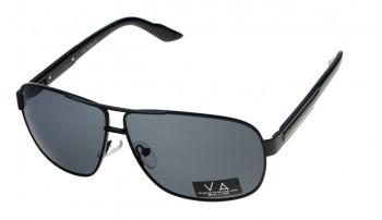 okulary przeciwsłoneczne Voka VS1004 czarne