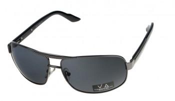 okulary przeciwsłoneczne Voka VS1002 szare
