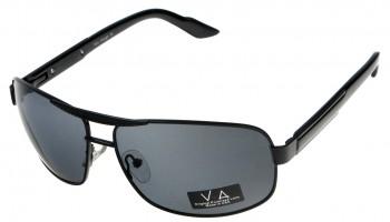 okulary przeciwsłoneczne Voka VS1002 czarne