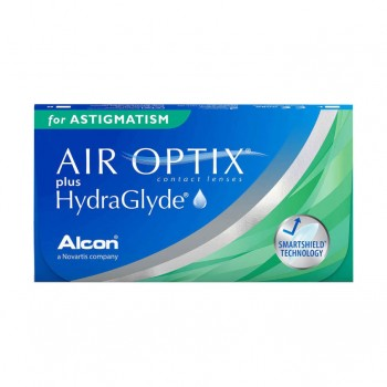 Air Optix® PLUS HydraGlyde® for Astigmatism 6 szt.