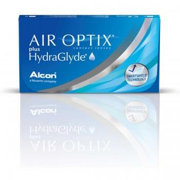 Air Optix Plus HydraGlyde 3 szt