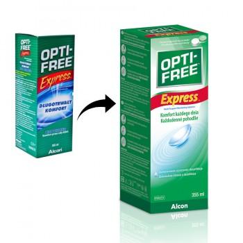 Płyn OPTI-FREE® Express 355ml